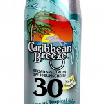 Caribbean Breeze Sunscreen SPF 30 Mist