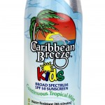 Caribbean Breeze Sunscreen SPF 50 Kids Mist