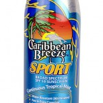Caribbean Breeze Sunscreen SPF 50 Mist