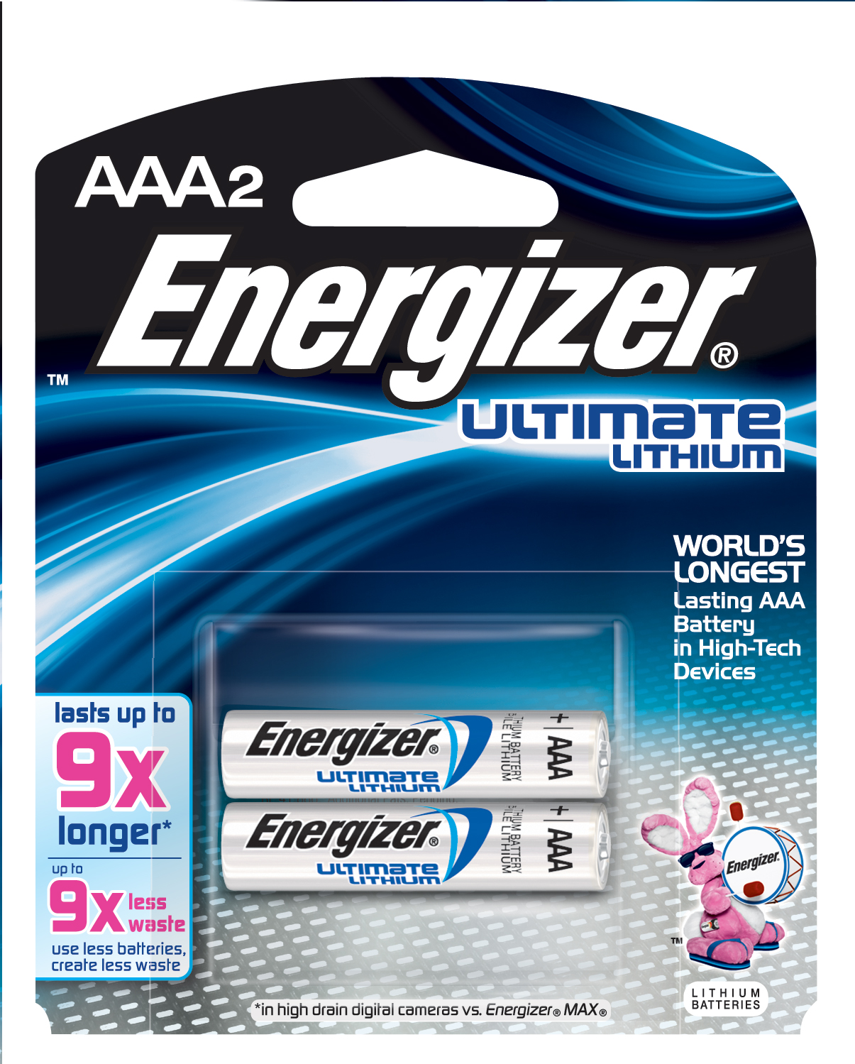 energizer lithium aaa batteries sierra sales marketing. Black Bedroom Furniture Sets. Home Design Ideas