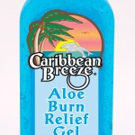 Caribbean Breeze Aloe Burn Relief Gel